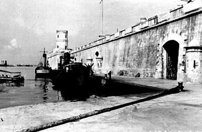 Castillo de San Juan de Ulúa