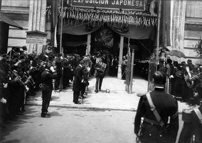 Inauguración de Exposición Japonesa