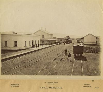 Estación de Esperanza, Station of Esperanza