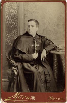 Rafael R. Calderón, retrato