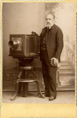 José Martínez Castaño, retrato