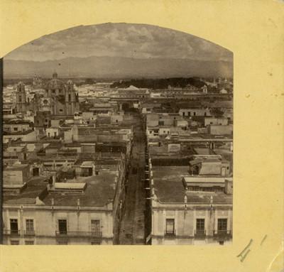 México panorama al Oeste
