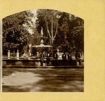 Fuente principal de la Alameda
