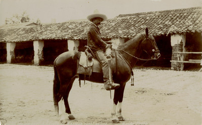 Iguala, Guerrero a rurale or Mexican rural police