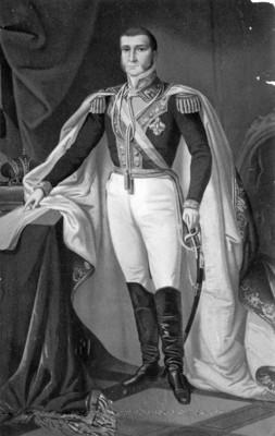 """""""Agustín de Iturbide"""", reprografía"""