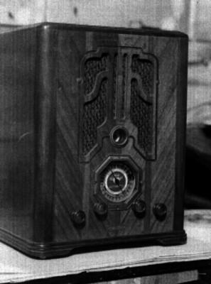 Aparato radiofonico