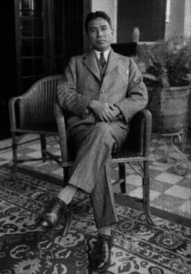 Arturo Roselblaud embajador de Argentina en México, retrato