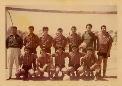 Club del México Campeón de Copas