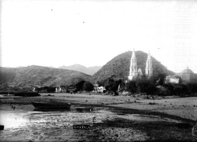 CHAPALA, vista parcial