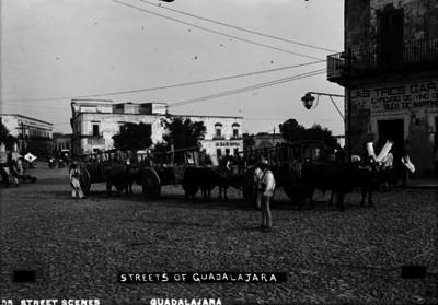 STREETS OF GUADALAJARA