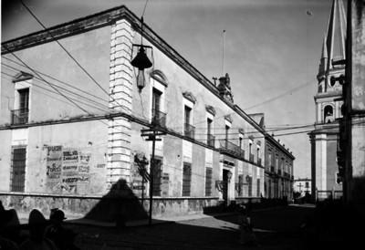 Casa de Moneda, vista general