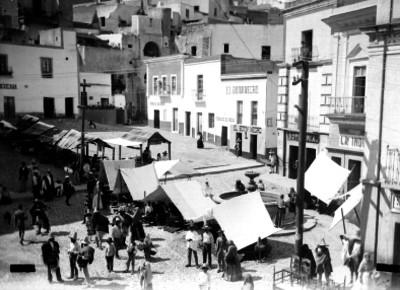 Mercado San Fernando, vista general