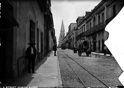 A STREET GUADALAJARA