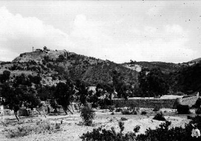 Mina La Valenciana, vista parcial