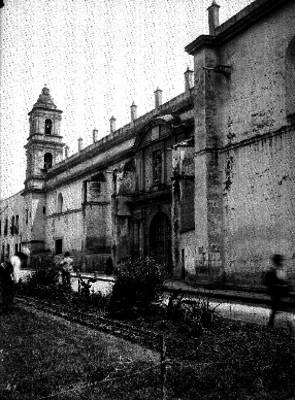 Iglesia de San Jerónimo, fachada