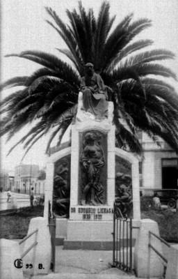 Monumento Eduardo Liceaga