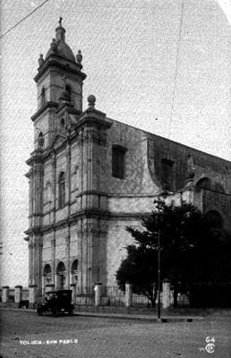 "Iglesia de ""San Pablo"", fachada"