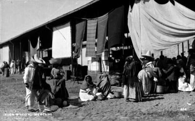 """El Mercado en """"Xochimilco"""""""