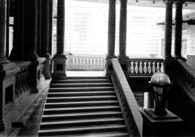 Palacio de gobierno, interior