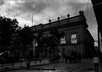 """""""Palacio de Gobierno"""", exterior"""