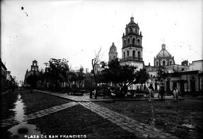 Plaza de San Francisco, vista parcial