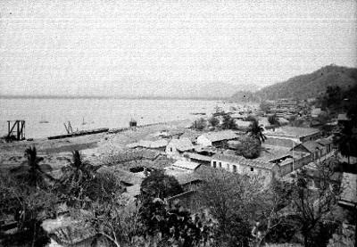 Manzanillo, panorámica