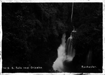 Falls near Orizaba