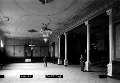 """Teatro Calderón, """"Zacatecas"""""""