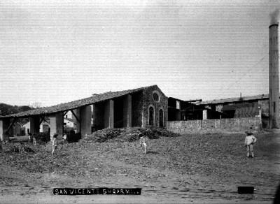 San Vicente Sugar Mill