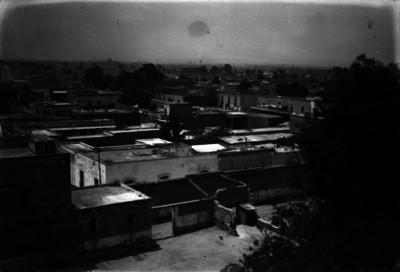 Delegación Azcapotzalco, panorámica