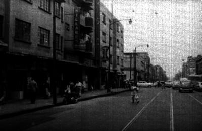 Calle Santa María la Redonda, vista general