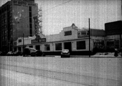 Agencia Automotriz General Motors, fachada