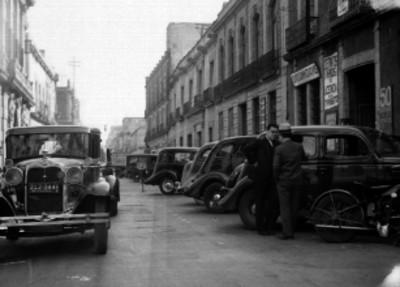Sitio de taxis