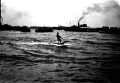 Barcos en un muelle
