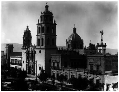Iglesia de San Francisco, vista de conjunto