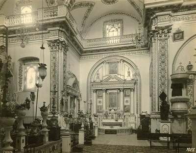 Altar de Anima en el crucero