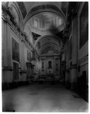 Altar del Santuario de San José de San Luis Potosí