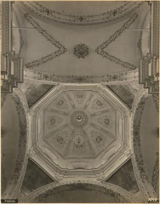 Cúpula, interior