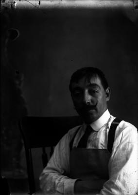 Jerónimo Hernández. retrato