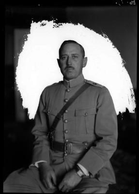 General Miguel Acosta Gujardo, retrato