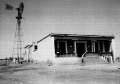 Estación de bombeo de agua