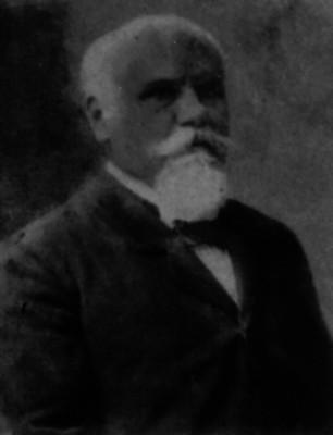 Justo Sierra, retrato