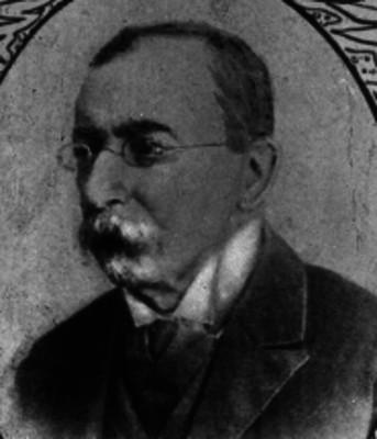 Blas Escontría, retrato
