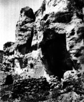 Zona rocosa, panorámica