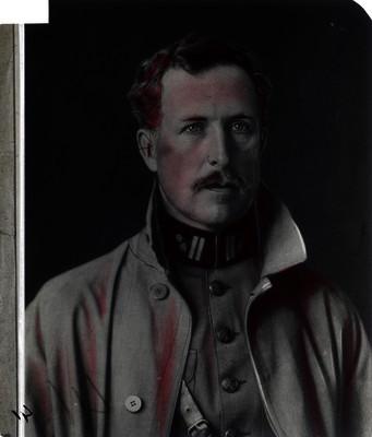 Alberto I, Rey Belga, retrato