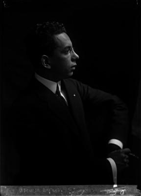 Rafael Alducin, retrato