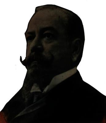 Miguel Ahumada Saucedo, político, retrato