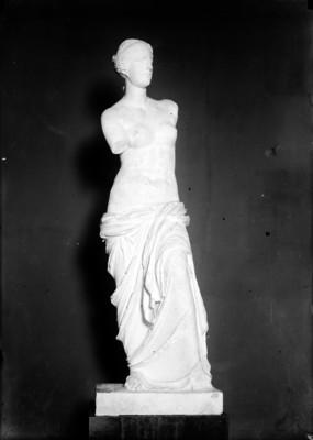 Escultura de Venus del Milo de una colección de la academia de San Carlos