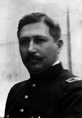 Miguel Alemán González, retrato