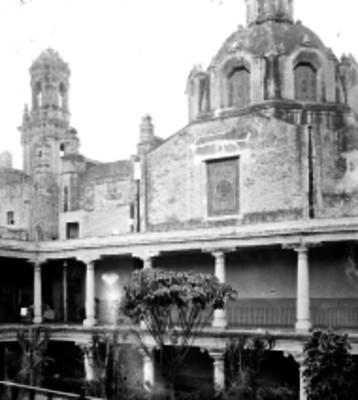 Convento Jesuita, vista parcial